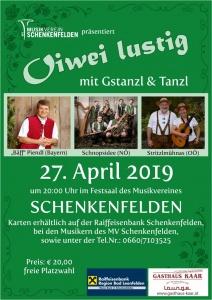 Plakat_Gstanzl_Singen_2019